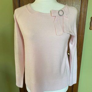 Designer's Originals Size Small Pink Dress Sweater